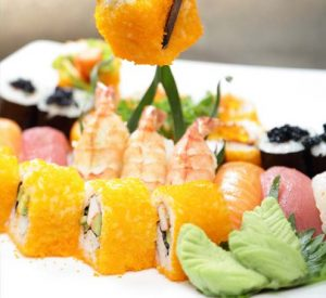 sushi buitenveldert